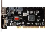 Контроллер PCI Serial ATA (sil 3512) 2-port+1; RAID 0/1; OEM