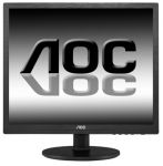 "Монитор 19"" AOC e960Srda Black TN LED 5ms 5:4 DVI M/M 20M:1 250cd"