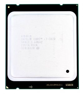 Процессор intel Core i7-3820 TRAY (S2011; 3600MHz up to 3900MHz/4x256Mb+10Mb; 4 cores; HT; Sandy Bri ― Компьютерная фирма Меридиан